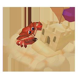 Deco Crab Harvester