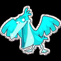 Sticker ghostPelican