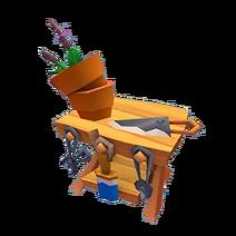 Garden Craft Table
