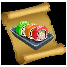 Recipe RainbowRoll