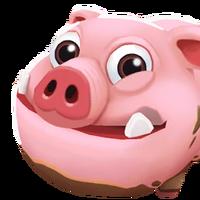 Portrait Piggy