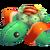 Deco Turtle Beacon