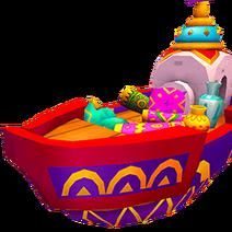 BYOS hull bazaar
