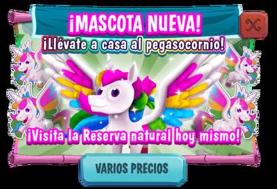 Pegacorn Promo es