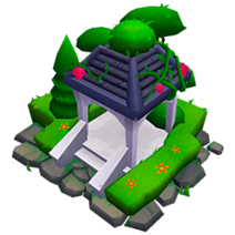Deco buildable gazebo