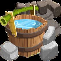 Gazebo event fountain supplies