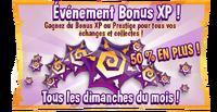 EventBoard Sunday doublexp generic fr