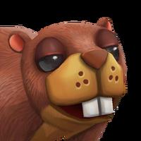 Portrait Beaver
