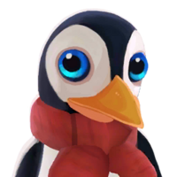 Portrait Penguin