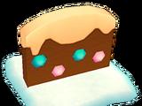 Valla de pan de jengibre