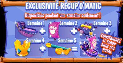 Pb promo salvage shop exclusive eventboard fr