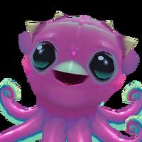 Kraken portrait