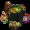Deco Witches Cauldron