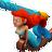 BYOS fhead mermaid b