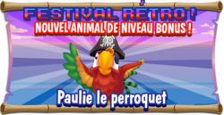 Pb promo pirate parrot retrofest pet eventboard fr