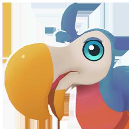 Portrait Dodo