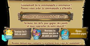 EventBoard globalEvent17-Status d05 fr