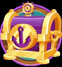Seasonal rewards chest porthole banner