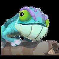 Portrait chameleon