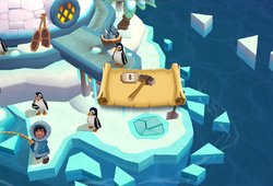 Penguin Isle Icebreak