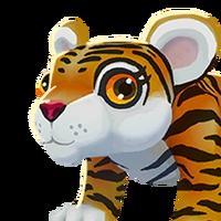 Portrait tiger