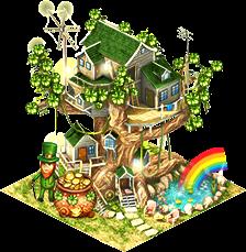 Leprechaunt house