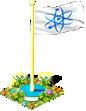 Flag atom