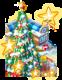 Event xmas christmas tree