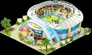 Supercup stadium