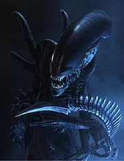 Alien vs Predator (2004) - Alien