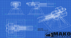 Syndicate RailGun Design