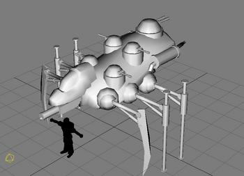 Scythe Model
