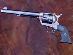 Colt Single Action Revolver