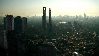 Ruins of Shanghai