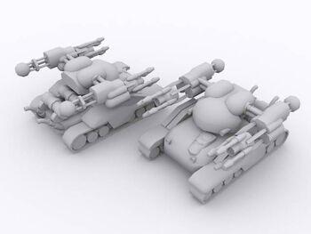 SU Mag-Lift Tank