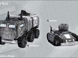 Skirmisher Heavy Transport