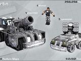 Vanquisher Artillery