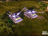 Horizon Artillery Tank