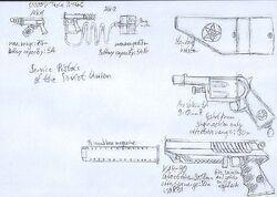 Soviet Service Pistols