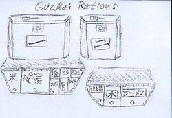 Guokai Rations