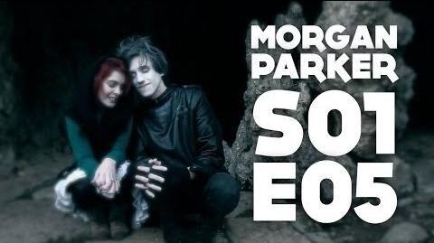 Morgan Parker S01E05 Le Noël des monstres