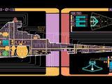 Imperial Praetorian-class Star Destroyer Schematic