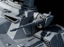 57 mm Armor Cannon