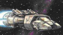 Brayl-class Bulk Freighter