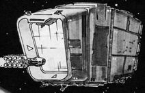 Galactic-class Super Transport