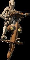 Single Trooper Elite X2 Aerial Platform