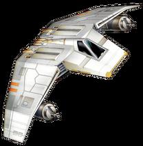 V-Wing Combat Airspeeder