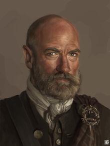Commodore Frederick Buford