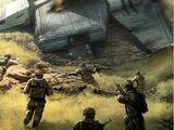 The Battle for Lepsawn 1-9 (2 BBY)