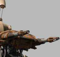 Anti-Personnel Rapid Fire Light Cannon